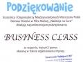 Business Class referencje Stowarzyszenie Nadzieja na Euro sponsoring 2011